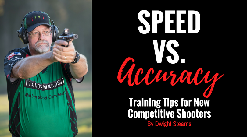 Speed vs. Accuracy for New and Young Shooters